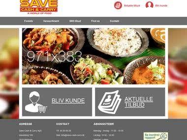 Food HTML & Coding