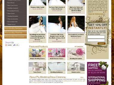 eCommerce Site 1