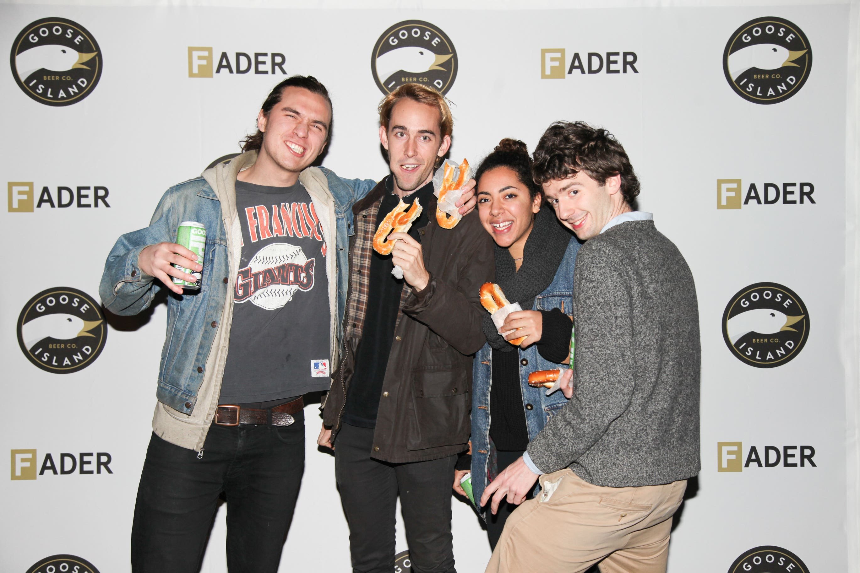 Event Photography for Fader Magazine