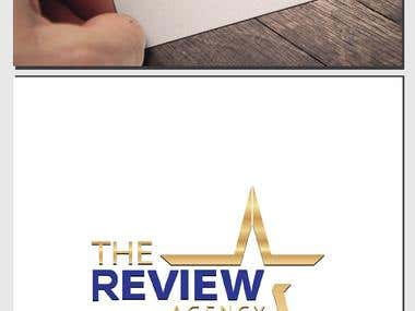 The Review Agency Logo
