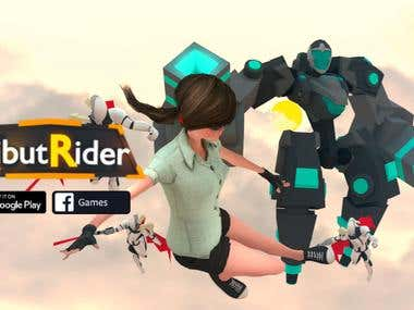 Ribut Raider Mobile Game