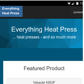 Website: Everything Heat Press