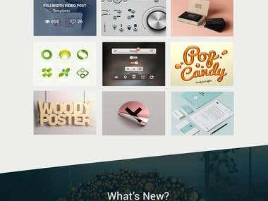 Xchange  Creative Multipurpose agency  Portfolio Template