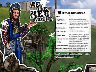 Ask Reb WebSite