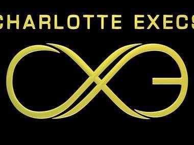 Charlotte Execs Logo 3D