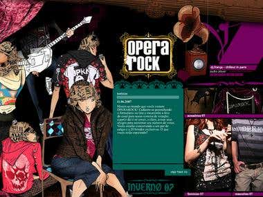 Opera Rock Website 07