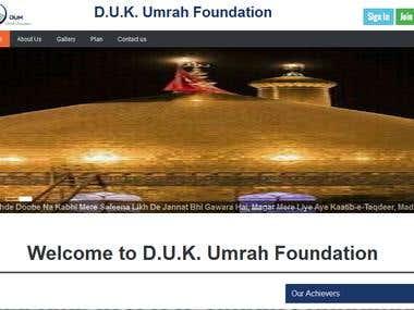 DukUmrah Foundation