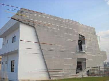 An Artistic House