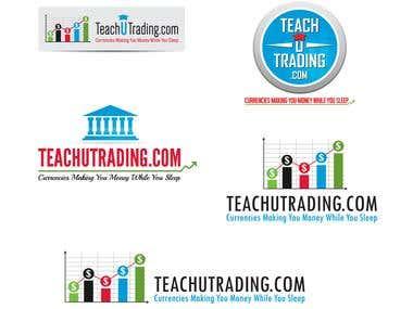 Teach U Trading Logo