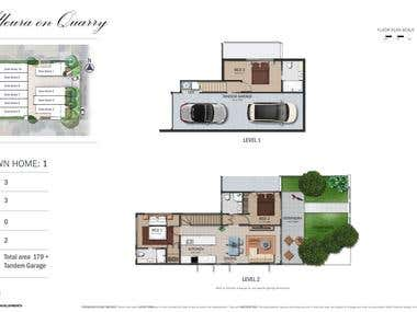 2D plan design