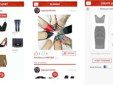 Iconiq Social Networking App