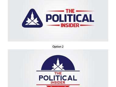 The Political Insider Logo