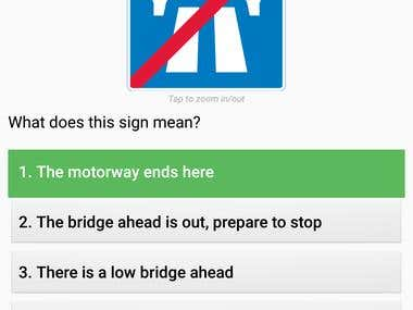 Driving Theory Tests UK