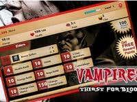 Vampires Thirst of Blood
