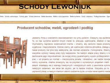 Schody Lewoniuk