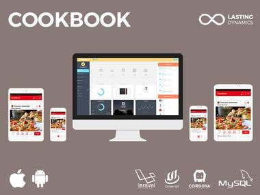CookBook Mobile App