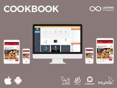 CookBook Mobile App