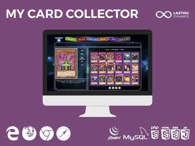 My Card Collector - MMORPG Online