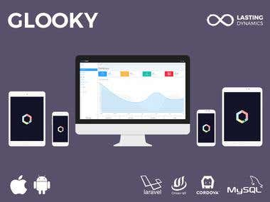 Glooky Mobile App