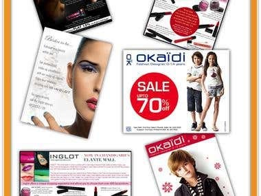 Flyers & Mailers