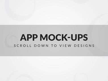 App UIs