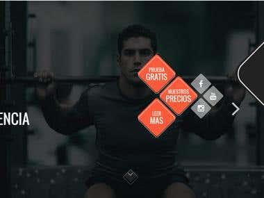 Gym - Umbraco 7