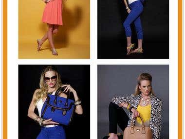 Model Image editing