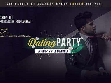 Party Flyer / FB Cover