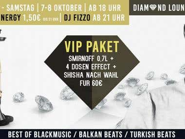 Hookah Event - Facebook Cover