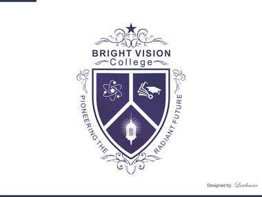 Bright Vision College Logo