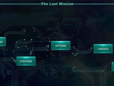The Last Mission - Gameplay / Unity3D - C# - Windows Platf.