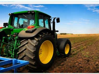 Patel Tractor Dektop Project