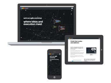 Unique Software Development Website