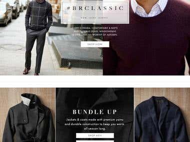 Opencart Ecommerce Fashion