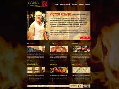 Yong Li Personal Trainner