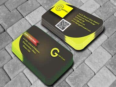 Creative Business Card Design for your Business