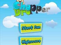 Chopper Dropper Game - unity3d design and development