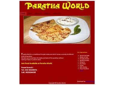 Paratha World