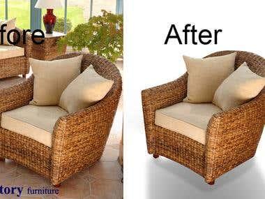 Furnishers Background Remove