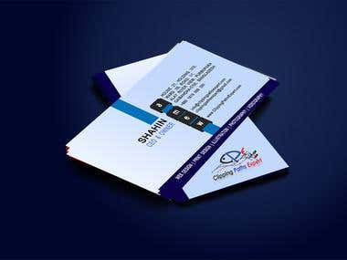 Creative Business Card for You and Your Company