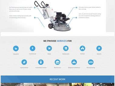 polishing firm website