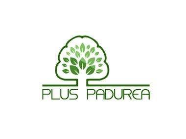 Plus Padurea Logo