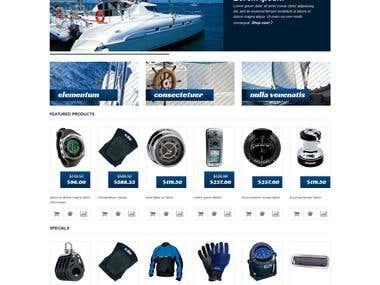 E-commerce Website - 3N Corporation