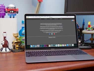 """CREACIÓN DE PÁGINA WEB """"WWW.SEPTOMEDIA.COM"""""""