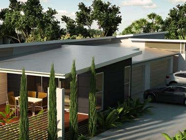 Jazz design Australia House