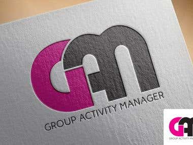 "GAM - ""Group Activity Manager"" LOGO CREATION"