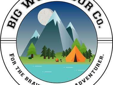 Big Wolf - Logo Design