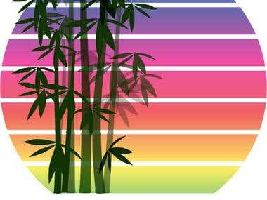 Sunset Spa - Logo Design