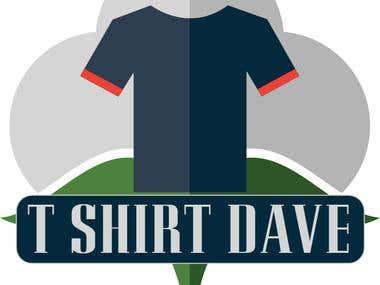 TShirt Dave - Logo Design