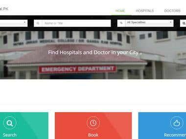 MyHospital.pk